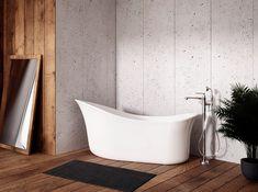 Elegancka wanna wolnostojąca w stylu retro ScandiBath Mimir. @lazienki_inspiracje #scandibath #domowerewolucje #projektowaniewnetrz #wanny #wolnostojące #frestanding #designbath #inspiracjelazienkowe #modernbathroom #wnetrze #interiorandhome #homedecor #retro #gdańsk Bathtub, Retro, Bathroom, Home Decor, Standing Bath, Washroom, Bathtubs, Decoration Home, Room Decor