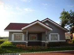 20 Photos of Small Beautiful and Cute Bungalow House Design Ideal