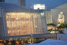 Downtown Miami, the Adrienne Arsht Center