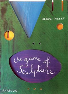 The first truly interactive book about sculpture for children