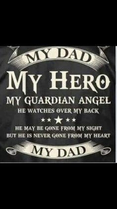 My Dad, My Hero I had to Pin this! I love it! Sent FROM a daughter, TO her Daddy Beautiful