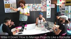 Wrike It Down with Redfoo: How to Manage Projects Like a Rockstar!