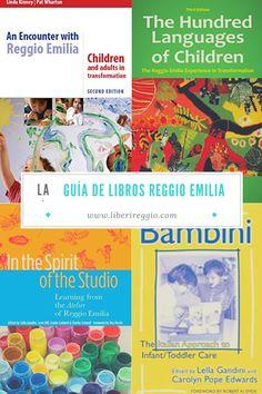 Recomendaciones de libros para profundizar en la Filosofía Reggio Emilia. Reggio Emilia, Preschool, Language, Learning, Children, Recommended Books, Young Children, Boys, Kid Garden