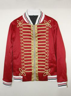 Indie Designs Napoleon Zip Up Jacket