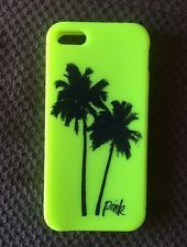 Victoria Secret Pink Palm Tree iPhone 5S Cases | ... NWT VICTORIAS SECRET PINK IPHONE 5/5S PHONE CASE, RUBBER...Palm Tree