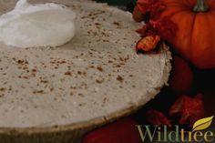 Wildtree's Pumpkin Pie No-Bake Cheesecake Recipe http://mywildtree.com/jillbuck