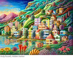 Hidden Harbor - Andy Russell