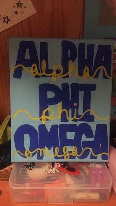 Simple Alpha phi omega canvas Alpha Phi Omega, Fun Stuff, Canvas, School, Simple, Fun Things, Tela, Canvases