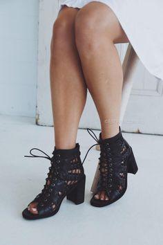 mollini shoes jayman - black |