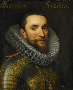 Ambrosio Spinola.  Es famoso por la toma de la ciudad holandesa de Breda y recordado como uno de los últimos grandes jefes militares de la Edad de Oro española.  I Duque de Sesto y marqués de los Balbases