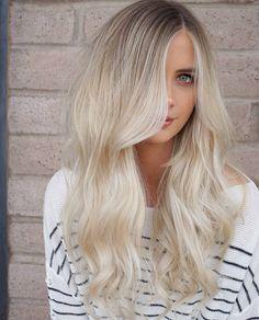 Dreamy Creamy Blonde Hair Dye Natural Hair Colors - All For Hair Cutes Ash Blonde Bob, Ice Blonde Hair, Platinum Blonde Hair Color, Brown Blonde Hair, Icy Blonde, Platinum Blonde Balayage, Brassy Blonde, Blonde Dreads, Bright Blonde
