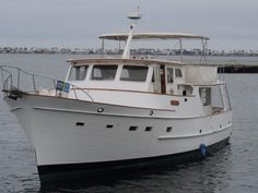 1971 Grand Banks Alaskan Power Boat For Sale - www.yachtworld.com