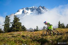 in Mt. Hood, Oregon, United States - photo by mikekazimer - Pinkbike