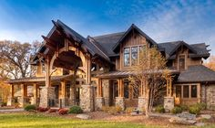 Rustic Yet Refined – What Makes Great Timber Frame Home Designs