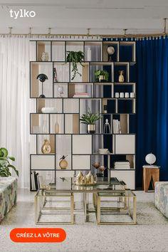 Home Living Room, Living Room Designs, Living Room Decor, Bedroom Decor, Furniture Projects, Furniture Plans, Garden Furniture, Outdoor Furniture, Small Furniture