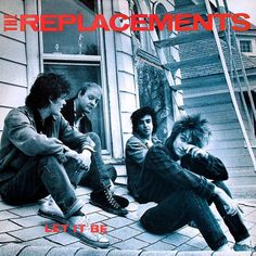 The Replacements : Let It Be LP RE