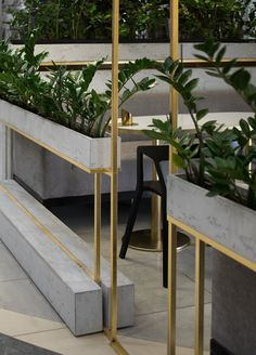 Ideas garden terrace restaurant architecture Balcony – Home Decoration Design Studio, Cafe Design, House Design, Terrace Restaurant, Restaurant Design, Commercial Design, Commercial Interiors, Home Luxury, Terrace Design