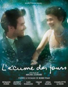 L'écume des jours (2013), France. A woman suffers from an unusual illness caused by a flower growing in her lungs.