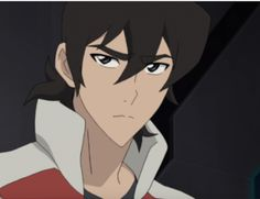 Keith from Voltron Legendary Defender season 3