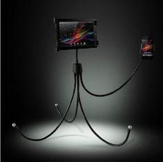 Ipad Holder For Bed Or Sofa ecvision® desktop seat bed bolt clamp mount bracket ipad holder
