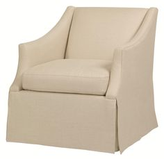Upholstered Accents Clayton Chair by Bernhardt