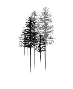 Forest Forearm Tattoo, Forest Tattoos, Nature Tattoos, New Tattoos, Tattoos For Guys, Cool Tattoos, Tree Sleeve Tattoo, Sleeve Tattoos, Moutain Tattoos