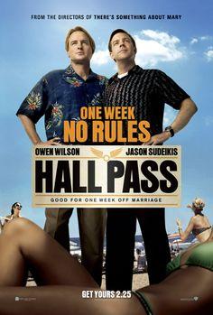 2015.11.3@TV  Hall Pass(帰ってきた独身生活) ちょっとお下品だけど、コメディだからまだ許容。単語帳見ながら横目レベルで良い。笑