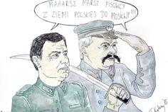 Jak Duda wygra idziemy na wojnę z Ruskimi!