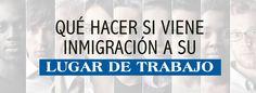 ¿SABES QUÉ HACER SI VIENE INMIGRACIÓN A SU LUGAR DE TRABAJO QUÉ PUEDEN HACER LOS EMPLEADORES SI EL SERVICIO DE INMIGRACIÓN VIENE A SU LUGAR DE TRABAJO  Los agentes de inmigración pueden ir a su lugar de trabajo para hacer una auditoría de formularios I-9, una redada o para detener a personas específicas. #abogadosinmigracion #losangeles #inmigracion #DACA #TPS