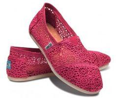 Zapatos Toms Crochet Calzado Para Dama Super Moda Flats Mmy - $ 699.00