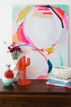 Colourful and Contemporary interiors  #interior #design #home #decor