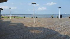 Sylvan Beach Pavilion and surrounding area