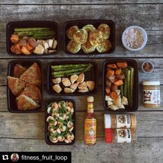What's in your #mealprepsunday? #Repost @fitness_fruit_loop with @repostapp.  Meal prep all complete for a weekend chocka block full of weddings! I've been promised llamas in bowties of all things at tomorrow's....  I'm one happy photographer! #mealprep #pretty #photography #photograph #photographer #food #foodporn #foodie #foodies #mealprepmonday #prep #health #healthy #healthyliving #healthyeating #healthyeats by isolatorfitness Go Check Out Our Website For More Isolator Fitness Bags…