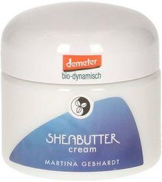 Martina Gebhardt Sheabutter - Crema al Burro di Karité - 50 ml