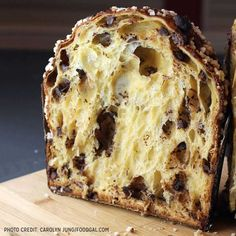 best panettone you'll ever eat. And the man obsessed with making it.The best panettone you'll ever eat. And the man obsessed with making it. Best Panettone, Panettone Rezept, Panettone Cake, Christmas Bread, Christmas Baking, Italian Christmas, Panatone Bread, Kolaci I Torte, Hardboiled
