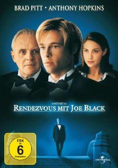 Rendezvous mit Joe Black  1998 USA      Jetzt bei Amazon Kaufen Jetzt als Blu-ray oder DVD bei Amazon.de bestellen  IMDB Rating 7,0 (101.605)  Darsteller: Brad Pitt, Anthony Hopkins, Claire Forlani, Jake Weber, Marcia Gay Harden,  Genre: Drama, Fantasy, Mystery,  FSK: 6