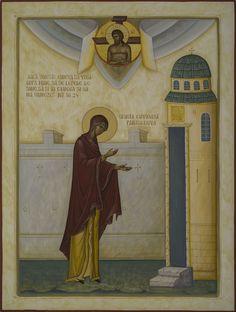 Expozitie 2018 - Lucrari Virgin Mary, Christianity, Painting, Art, Art Background, Painting Art, Blessed Virgin Mary, Kunst, Gcse Art