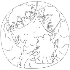 coloring pages cornelius peter - photo#13