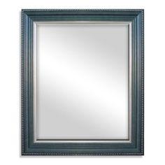 Decorative 21-Inch x 25-Inch Mirror - BedBathandBeyond.com