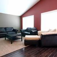 This is similar to the layout of our home. Good ideas for furniture arrangment??