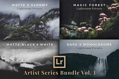 Artist Bundle — 39 Lightroom Presets by PhotoMarket on @creativemarket