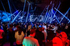 moment factory projects a luminous multimedia experience for oakley