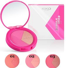 La collection Miami Beach Babe de Kiko - Le blog de Mamzelle KitKat