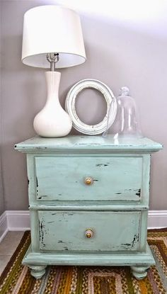 End table makeover. I End table makeover. I Seaside Decorative Furniture seasidedecorativefurniture Shabby chic furniture End table makeover. Decor, Shabby Chic Dresser, Redo Furniture, Painted Furniture, Distressed Furniture, End Table Makeover, Home Decor, Beachy Bedroom, Shabby Chic Furniture
