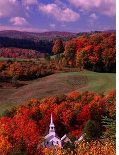 Burlington, Vermont - October 2012!