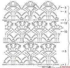 Häkelmuster Fundgrube: Röcke lang