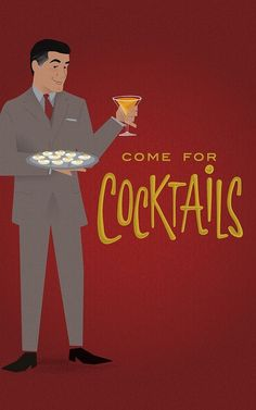 Mad Men Themed Party