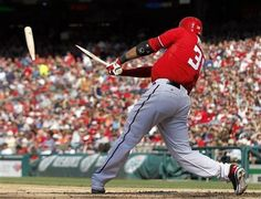 June 02 - WSH vs ATL - Michael Morse makes his 2012 season debut after recovering from a strained back muscle.