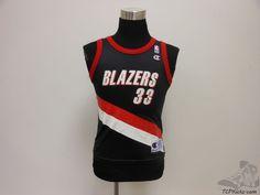 Vtg 90s Champion Portland Trailblazers Pippen Basketball Jersey sz Youth M #Champion #PortlandTrailblazers #tcpkickz