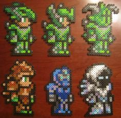 terraria with iron beads - Google Search